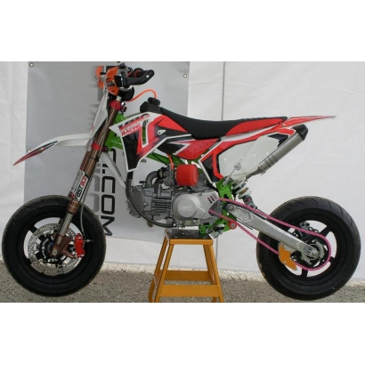 Pitbike Pro-Cup 150cc motard/cross con telaio MADE IN ITALY