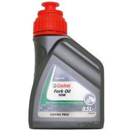 Olio per forcelle Castrol Fork Oil 0.5L 10W