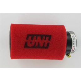 Filtro aria UNI Dual Layer  da 44mm, lunghezza 152mm cod.UP6182A